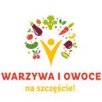 Logo - Warzywa i owoce na szczęście